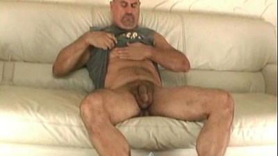 daddy and son  gay sex  jerking off