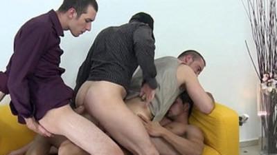 bareback  cock sucking