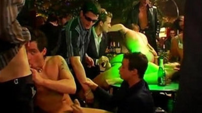 dicks  first time  gay party