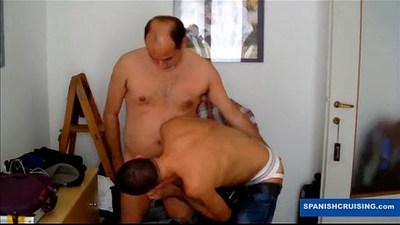 amateur gays  bareback  couple