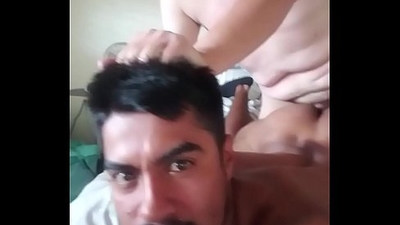 amateur gays   daddy and son   facials