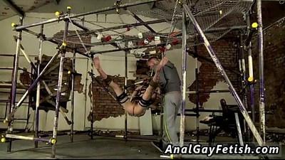 black gay  blonde gay  bondage