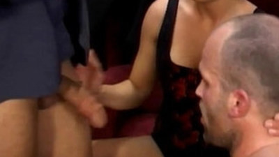 ambisexual   first time   forced sex
