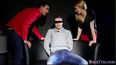 ambisexual  blowjob  cumshots